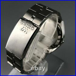 OH serviced, Vintage 1973 SEIKO LORD MATIC WEEKDATER Cut Glass Automatic #605