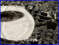 The Best Antique Abp Heavy 10 Signed J. Hoare Kohinoor Pattern Cut Glass Bowl